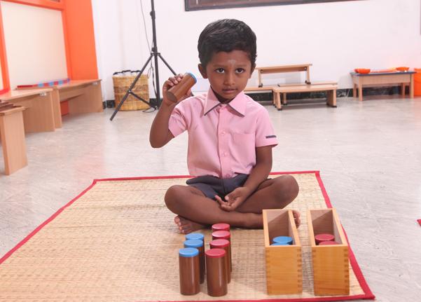 Montessori & CBSE School Tiruppur